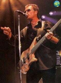 Glenn Hughes LIVE onstage in JAPAN / 2000