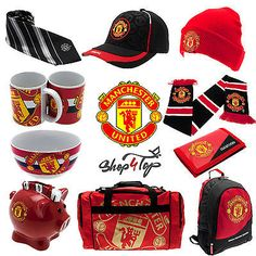 27d597f9aa7  Manchester united fc  football club official fan  apparel merchandise  soccer tea