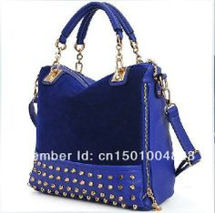 2014 new women leather handbags work casual scrub rivet bag women shoulder bag women messenger bags women handbag totes bags. $12.17. This is not a bag! This is THE seduction of innocence...