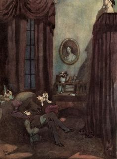 """poe and dulac hell yeah 