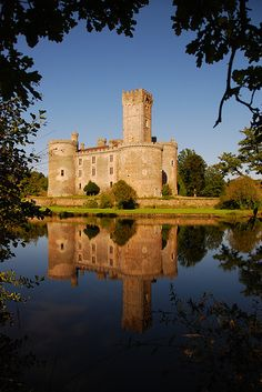 Chateau de Montbrun, Limousin, France #YesYouAre #Limousin