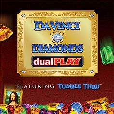 Double the Tumbling Reel action and double the fun of the original Da Vinci Diamonds. Come face-to-face with the Mona Lisa when you play Da Vinci Diamonds dualPLAY at PlayNow.com