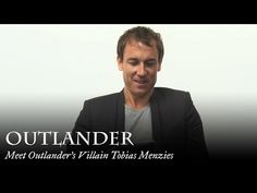 Outlander | Outlander's Villain Tobias Menzies answers some questions - YouTube