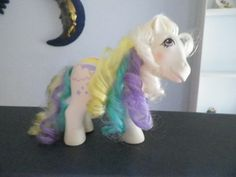 Vintage My Little Pony G1 Rain Curl Harder to Find by DYNAMITEDAWN, $12.99