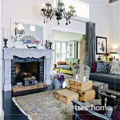 Decor, Furniture, Room, Interior, Guest House, Home Decor, Interior Design, Fireplace, Lounge