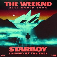 The Weeknd 'Legend Of The Fall' Tour Dates (Phase 2)