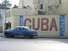 CUBA LIBRE Cuba, Travel, Viajes, Destinations, Traveling, Trips