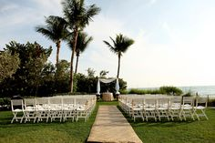 LaPlaya Beach and Golf Resort in Naples, FLorida. This wedding is beautiful!