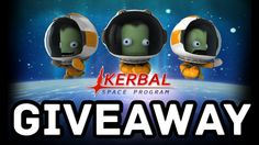 Kerbal Space Program Awesome giveaway by @karlsanada13