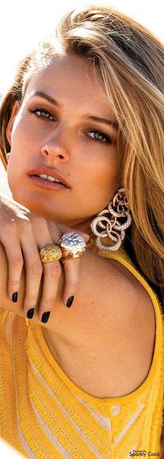 Edita Vilkeviciute, for Vogue Mexico Mar 2015