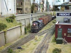 Atlas Model Railroad Co. - Photos of European meeting of American Railroaders