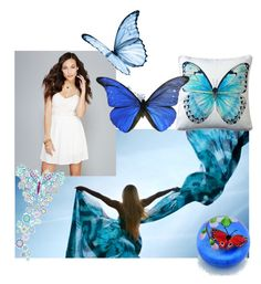 """Spread Your Wings"" by rolovesrunning ❤ liked on Polyvore"