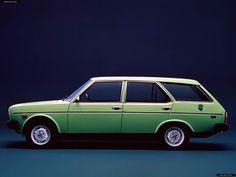 Fiat 131 station wagon