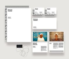 A very elegant and simple design for the Dorcas Centre, an  organization for women in poverty.