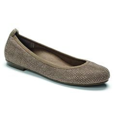 Vionic with Orthaheel Technology Women's Willow Taupe 11 M : Amazon.com