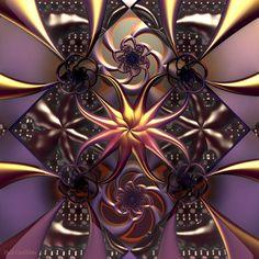 Untitled 3d fractal art Mandelbulb3d Paul Griffitts www.frackxion.com