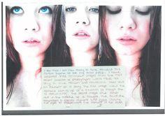 Sketchbook sample for Identity project