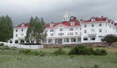 The Stanley Hotel Estes Park Colorado