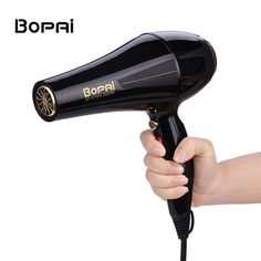 Professional Hair Dryer With Nozzle, Super Power Hair , Salon Styling Tools Hair Drier , Hot Cold Air Speed , Adjust Hair Blower. Hair Blower, Professional Hair Dryer, Moisturize Hair, Styling Tools, Blow Dry, Dry Hair, Synthetic Hair, Super Powers, Healthy Hair