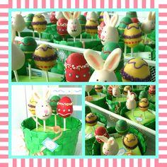 Die Kunden der Gess Medical können sich auf leckere Sandybel Osterkörbchen freuen  #sandybel #cakepops #osterkorb