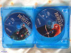 Nous avons regardé le Blu-Ray Disc du dernier Disney Pixar : Rebelle (Brave). Test.
