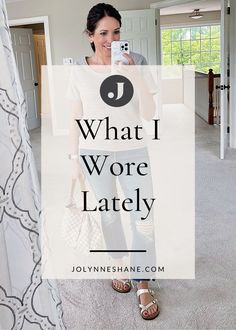 Jo-Lynne Shane shares two weeks of everyday summer outfits for women over 40, along with fashion tips and styling advice for creating effortless summer looks. Everyday Casual Outfits, Summer Outfits, Weather Day, Fashion For Women Over 40, Nordstrom Anniversary Sale, Night Looks, Muscle Tees, Summer Looks, What I Wore