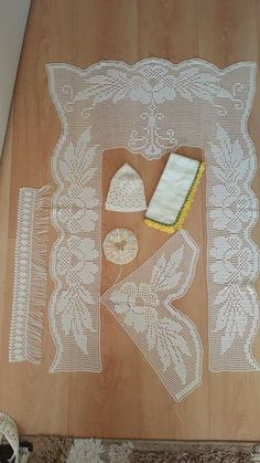 Prayer Rug, Diy Crochet, Diy And Crafts, Towels, Table Toppers, Punto De Cruz, Patterns, Tricot
