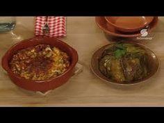 طاجين الجبن + المقلوبة حصة بنة زمان - Samira TV - YouTube