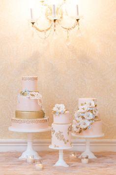 Wedding Cakes -: