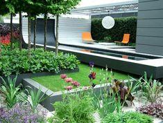 Fabulous kreativ ausgestattete erholungsraum f r den garten Gartengestaltung fantastische Garten Ideen