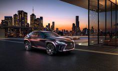 DANIEL HARTZ - / Photo / Lexus UX CONCEPT CAR