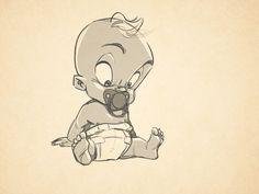 Cartoon Fundamentals: How to Draw Children - Tuts+ Design & Illustration Tutorial