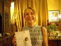 Brand new reader and lovely friend of friends, Maria Grazia Cavallo Marincola... amzn.to/1zvZQ1S