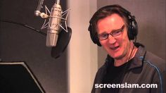 I found video footage of Liam Neeson doing Good Cop/Bad Cop from The Lego Movie. Day made.