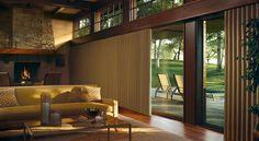 Luminette Modern Draperies: Hunter Douglas Window Treatments