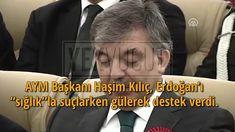 Abdullah Gül trenden nasıl indi?