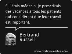 Citation Bertrand Russell