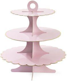 Plateau de présentation Lilly pour petits gâteaux / Bianca and Family
