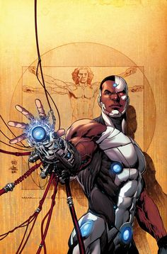 Cyborg by IVAN REIS and JOE PRADO