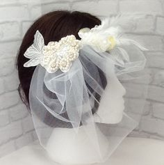 Birdcage veil tulle birdcage veil weddings by AnitaHiltonweddings, £31.00