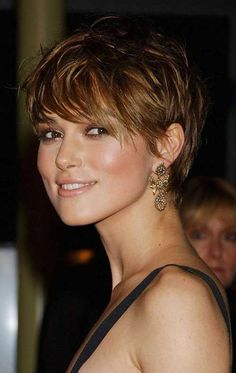 20 Short Sassy Shag Hairstyles Some women would like a bit of hair, while others would like to have some hair. All of our modern-chic hairstyles are provided with simple designs. The shag hairstyles will be an ideal option. Take today[Read the Rest] Shaggy Pixie Cuts, Shaggy Short Hair, Short Shaggy Haircuts, Asymmetrical Pixie, Haircut Short, Haircut Styles, Pixie Haircut Thin Hair, Brown Pixie Hair, Short Hair Cuts For Women Pixie