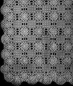 Crochet Bedspread Patterns (3)