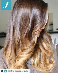 La magia del Degradé Joelle. #cdj #degradejoelle #tagliopuntearia #degradé #igers #musthave #hair #hairstyle #haircolour #longhair #ootd #hairfashion #madeinitaly #matera #matera2019 #sassimatera