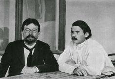 Блог Аркадия Чужого.: Мережковский Д.С. 1906 г.   Чехов и Горький