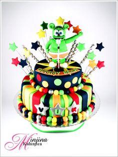 Stupendous 10 Best Singing Cakes Images Cake Birthday Cake Cupcake Cakes Personalised Birthday Cards Paralily Jamesorg