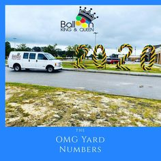 Congratulations to the seniors of Spring Valley High School and Richland School District Two. Thank you for letting Balloon King and Queen be apart of the senior drive by with our OMG Large Yard Numbers! Call us for all your balloon needs to celebrate your graduate! 803-888-7235 or email info@balloonkingandqueen.com. #balloons🎈 #balloondecoration #birthdayballoons #ballooncolumn #balloons #babyshowerballoon #balloonlover #partyballoons #foilballoon #bigballoon #balloonsurprise #balloongarland # Big Balloons, Baby Shower Balloons, Birthday Balloons, Balloon Columns, Balloon Garland, Balloon Decorations, Balloon Bouquet Delivery, Balloon Surprise, Spring Valley