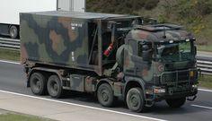 Scania 8x8