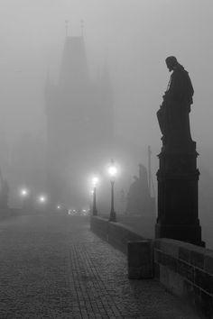 Photographs and words: Praha