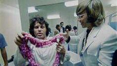 Jim and Ray Jim Morrison, Backstage, Beautiful Men, Dreadlocks, Doors, Hair Styles, Hawaii, Beauty, Rock Wall