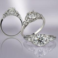 Regents Park Diamond Ring-so gorgeous